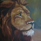 Lion of Judah by Santie Amery