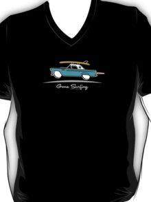 1955 Ford Thunderbird Gone Surfing T-Shirt