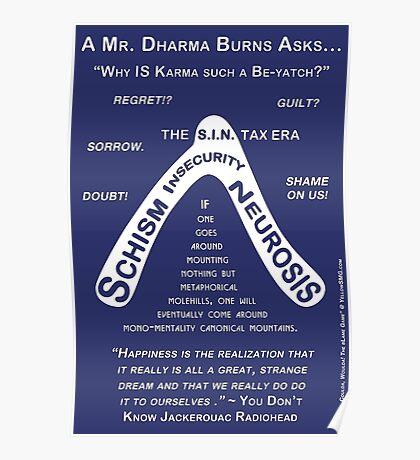 The S.I.N. Tax Era Poster