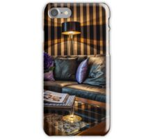 sofa in Living Room  iPhone Case/Skin