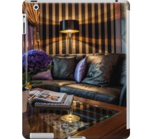 sofa in Living Room  iPad Case/Skin