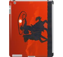 iPad Case.  Roping The Sun.  iPad Case/Skin
