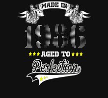 made in 1986-aged to perfection T-Shirt