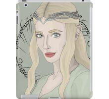 Galadriel, Lady Of Light iPad Case/Skin
