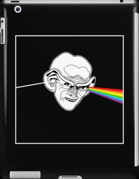 The Worst Pink Floyd / Star Trek Pun Ever by strictlychem
