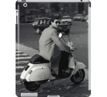 Scooterman Rome iPad Case/Skin