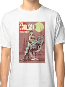 Phil Coulson Secret Agent Classic T-Shirt
