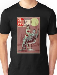 Phil Coulson Secret Agent Unisex T-Shirt