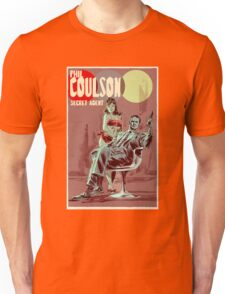 Phil Coulson Secret Agent Unisex T-Shirt