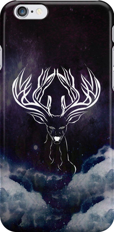 Deer Galaxy by ihector