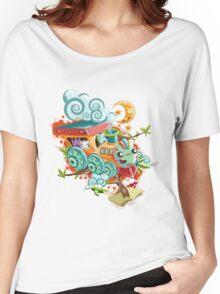 Little Train Women's Relaxed Fit T-Shirt