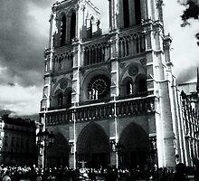 Notre Dame by Karen Lewis