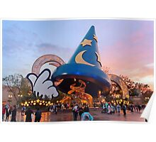 Hollywood Studios After the Rain Poster