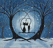 A Winters Romance by Michael  Prosper