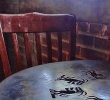 Aztec Table by vigor