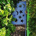 Secret Garden gate by Karen01