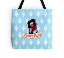 Funky Flow Tote Bag