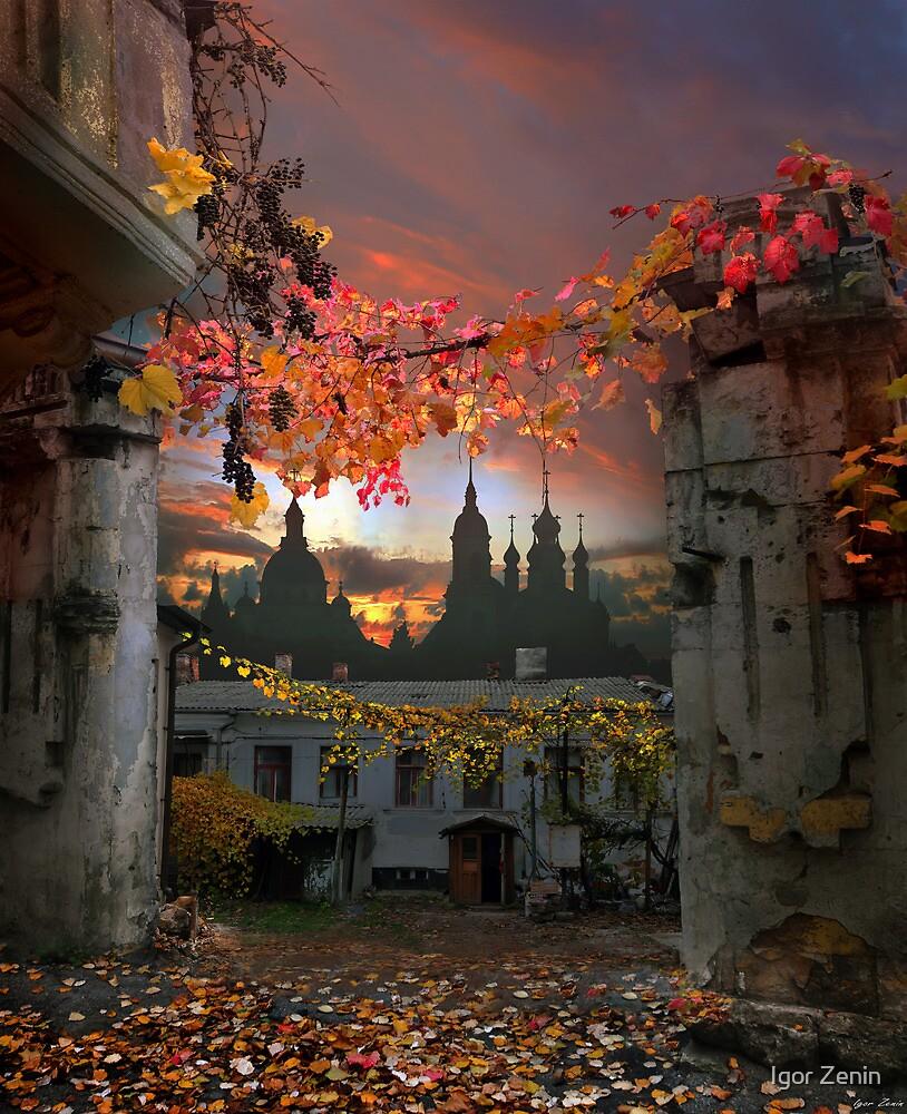 Old Europe by Igor Zenin