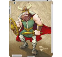 Viking Warrior iPad Case/Skin