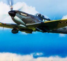 Spitfire Mk XVI TE311 Sticker
