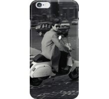 Scooterman Rome iPhone Case/Skin