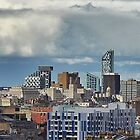 Liverpool Skyline by Martyn Heath