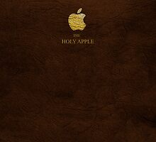 the Holy Apple - Brown_top by pimeto