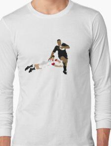 Jonah Lomu (1975-2015) Long Sleeve T-Shirt