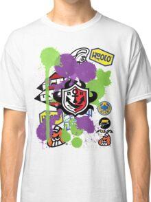Splatoon Inspired: Ink Splat Brand Classic T-Shirt