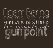 at gunpoint by brennooth