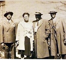 Zoot Suits! by Vintaged