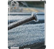 Hard As Nails Cold As Ice IPad Case iPad Case/Skin