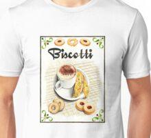 BISCOTTI Unisex T-Shirt