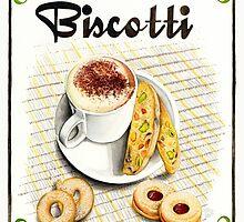 BISCOTTI by Colette van der Wal