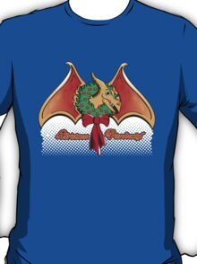 Christmas Pterodactyl T-Shirt