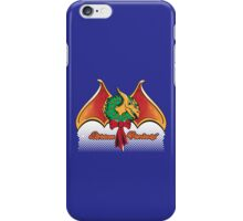 Christmas Pterodactyl iPhone Case/Skin