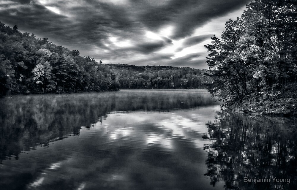 Fall in Raystown, PA by Benjamin Young