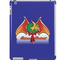 Christmas Pterodactyl iPad Case/Skin