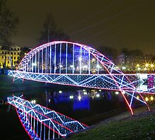 Staro Riga Light Festival 2012 by Martins Blumbergs