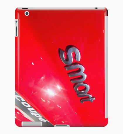 Smart Fortwo mhd Coupe Smart Logo [ Print & iPad / iPod / iPhone Case ] iPad Case/Skin