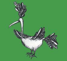 Bird of Paradise Kids Clothes