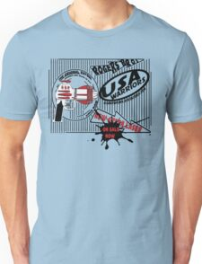 usa warriors raygun by rogers bros T-Shirt