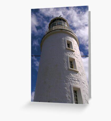 Bruny Island Lighthouse Greeting Card