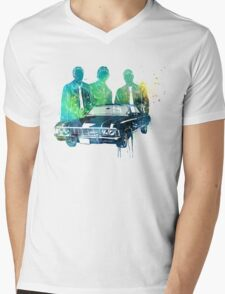 Supernatural Mens V-Neck T-Shirt