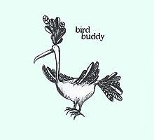 Bird Buddy by fishie