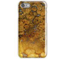 Beneath the earth iPhone Case/Skin