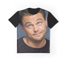 Leonardo DiCaprio Graphic T-Shirt
