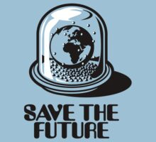 World Snow Globe - Save the future by hardwear