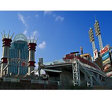 Reds Stadium Cincinnati Photographic Print