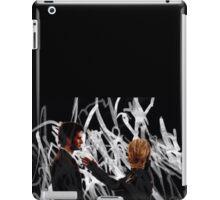 Tenrose bad wolf bay iPad Case/Skin